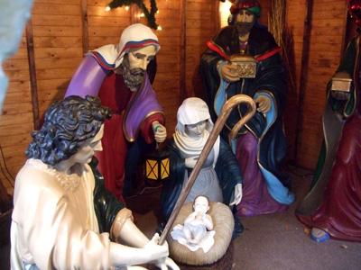イエスさま誕生