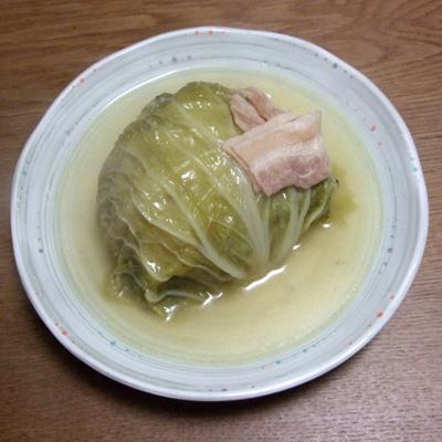 ロール白菜2